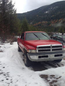 1996 Dodge Power Ram 1500 Pickup Truck