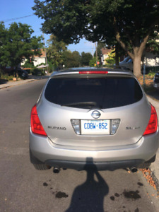 2005 Nissan Murano with Safety and E-Test