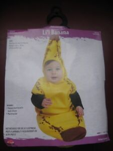 Infant Hallowe'en Costume