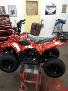 ~Youth ATVS ON SALE!