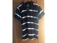 Crewe Clothing Company boating polo Tee