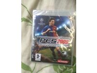 PlayStation 3 PES 2009 game