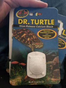 Turtle Calcium Blocks