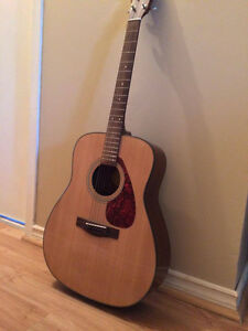 6 String Yamaha Acoustic Guitar Peterborough Peterborough Area image 5