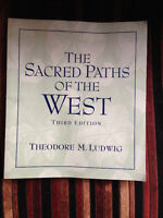 The Sacred Paths of the West 3rd edition by Theodore M. Ludwig