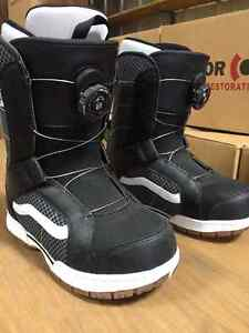NEW SNOWBOARD BOOT AND BINDINGS SATURDAY ONLY 9AM TO 11 AM