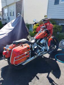 2009 Harley Davidson LowRider.
