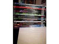 98 issues of GamesTM Magazine