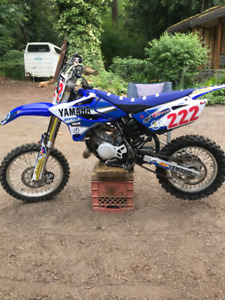 2014 yz 85 perfect condition and runs great