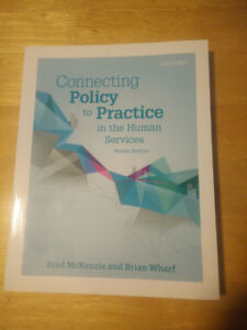 Connecting Policy to Practice in the Human Services (4th Edition