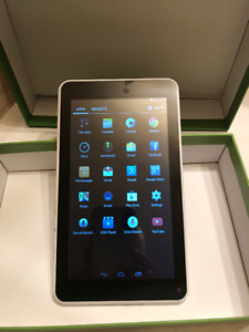"""Android Kids Tablet 7"""" HD Touch Screen - with Extra's"""