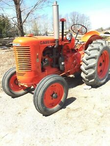 Great farm or show tractor-restored case s