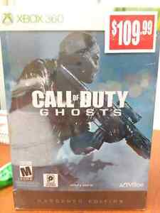 Call of Duty Ghost (New Sealed) Hardened Edition