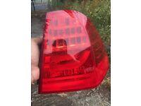 Bmw e90 rear led light