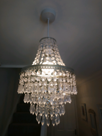 Chandelier lights 2 available