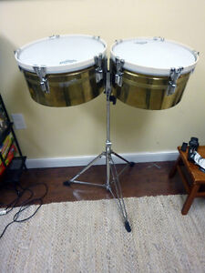Vintage Rogers Timbales