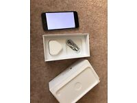 iPhone 6 EE 16gb dolphin grey and case