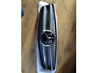 Genuine Mercedes front grill
