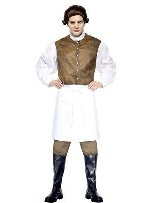 Sweeney Todd Herren Kostüm Gr. Einheitsgröße Karneval