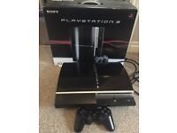 PS3 40gb SPARES OR REPAIRES