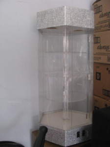 SHOWCASE $30.00- FOR STORE OR DISPLAY