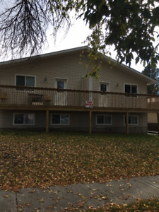 Unit #3 in Four Plex Available For Rent In Downtown Ponoka