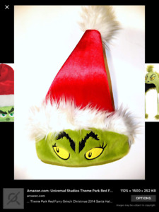 LOOKING FOR A GRINCH HAT