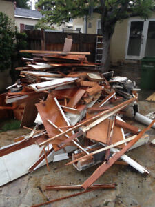 Lowest rates on residential and commercial junk removal