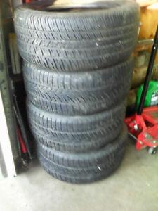 tires P225/50  R16