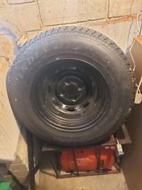 CARAVAN TRAILER Wheel