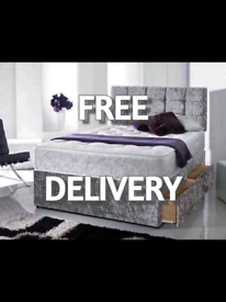 DIVAN BEDS SALE! FREE Headboard and Delivery