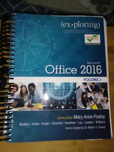 Microsoft office book