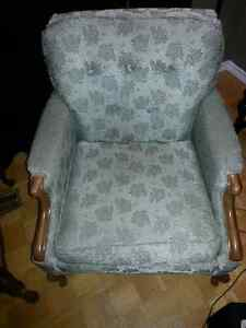 old living room chair for sale
