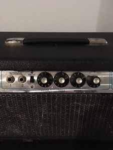 Early 70s Fender Bassman 100 head with cab  Cambridge Kitchener Area image 3