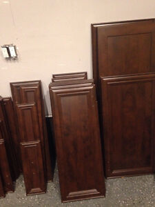 Reduced!!!Cabinet doors for a complete condition