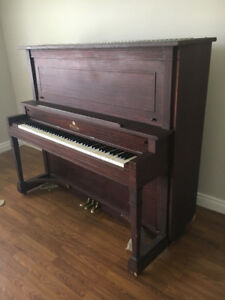 FREE PIANO - AJAX, ON