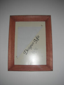 Two Vintage Picture frames