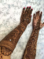 Henna Services For Your Special Occasions – REGINA