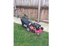 Spares or repairs petrol lawn mower