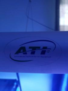 36 inch ati hybrid saltwater aquarium light