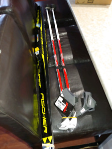x-country ski set - youth *brand new never used