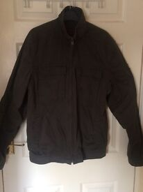 Selection of men coats