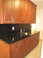 Port Credit – 2 Bedrooms - 1000 sq.ft.with Parking & AC