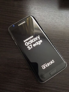 Unlocked samsung galaxy S7 edge cell phone for sale