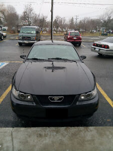 1999 Ford Mustang GT  35th Anniversary - reasonably negotiable