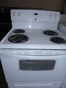 Kenmore Coil Stove in Great Condition