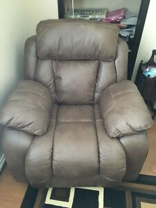 Comfiest easy chair ever!