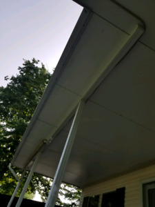 Looking for used Hard Top Awning