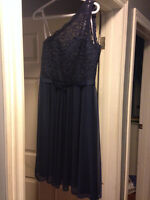 David's Bridal BNWT Bridesmaid Dress size 8