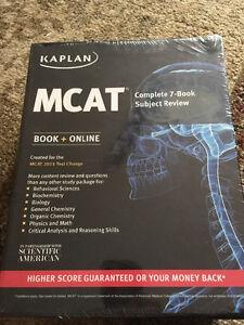 Kaplan MCAT Complete 7-Book